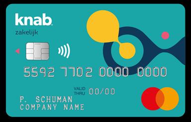 Knab Creditcard Zakelijk